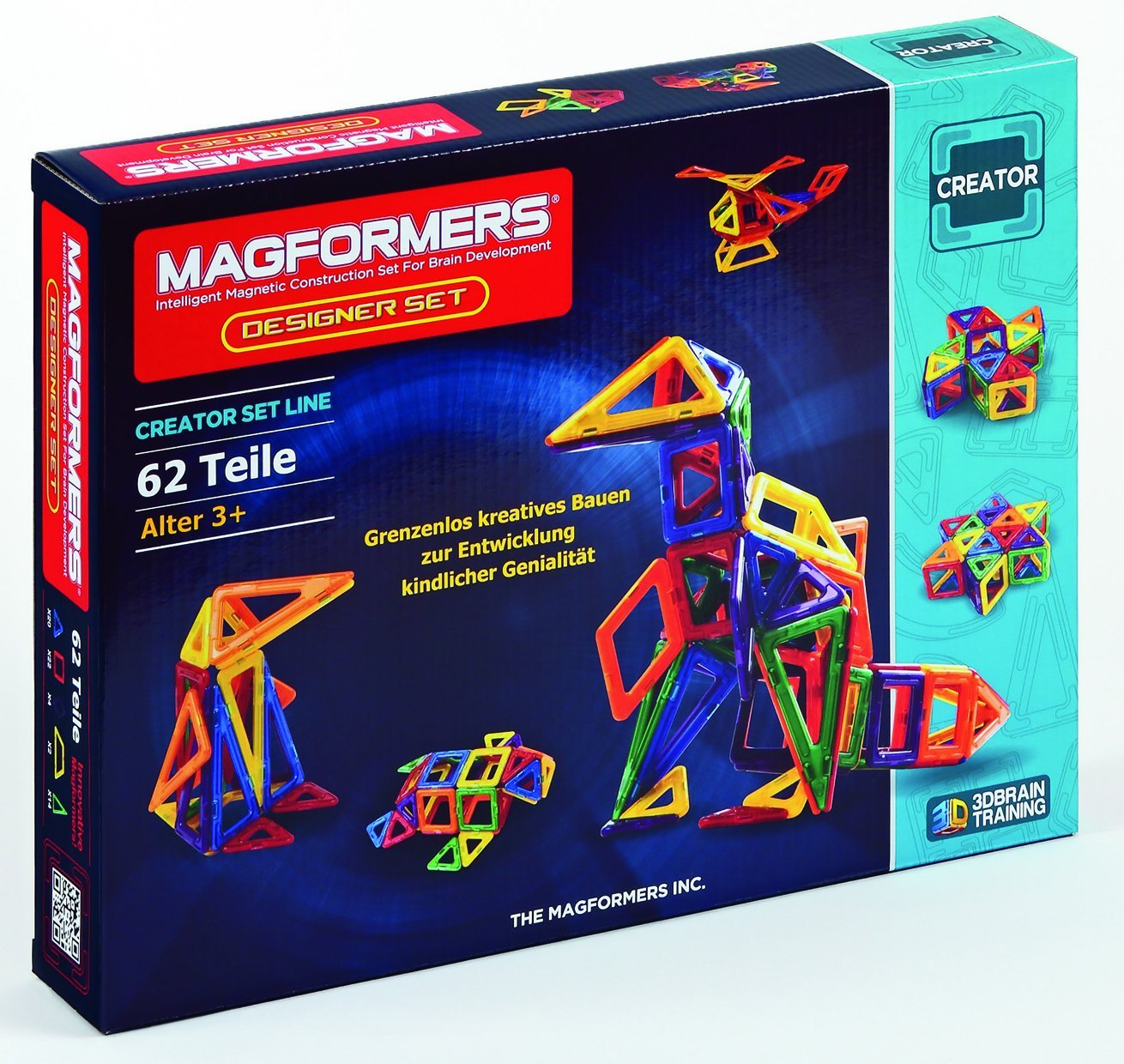 Magformers Günstige Alternative