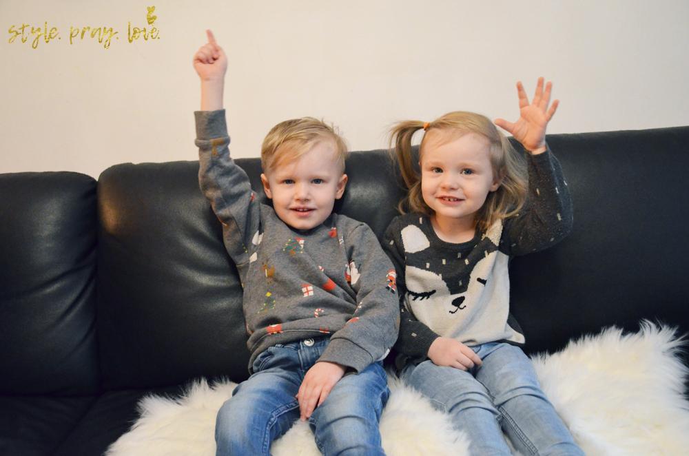 Coole Weihnachts-Pullover Für Die Ganze Familie! • Style