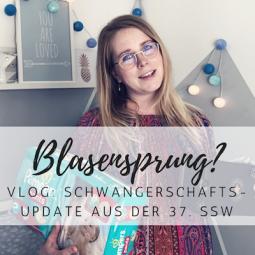Vlog: Blasensprung, Ultraschall und jede Menge Baby-Geschenke