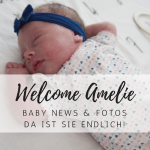 Baby News: Welcome to the world, my sweet little princess