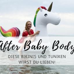 After Baby Body: diese Bikinis und Tuniken wirst du lieben!