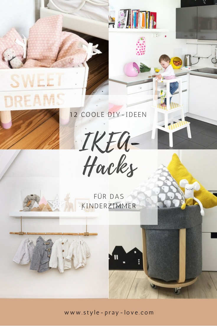 12 Coole Ikea Hacks Furs Kinderzimmer Style Pray Love