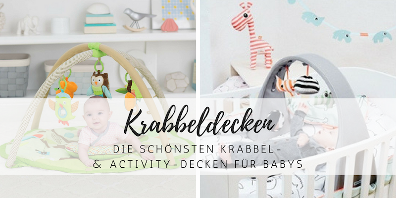 sch ne krabbel und activity decken f r babys style pray love. Black Bedroom Furniture Sets. Home Design Ideas