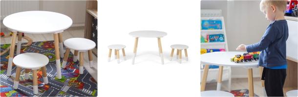 trendige sitzgruppen st hle und maltische f r kinder style pray love. Black Bedroom Furniture Sets. Home Design Ideas