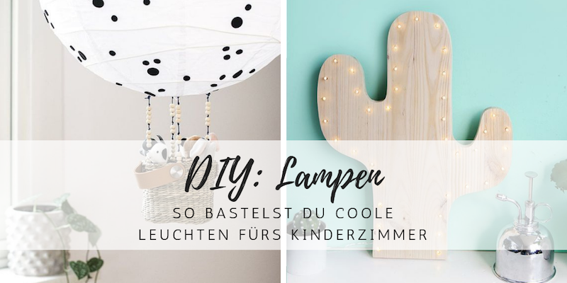 diy s e lampen und leuchten f rs kinderzimmer style pray love. Black Bedroom Furniture Sets. Home Design Ideas