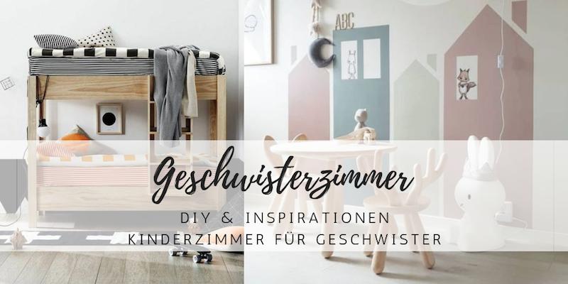 DIY: 5 Inspirationen für ein Geschwisterzimmer • style-pray-love
