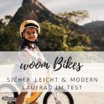 woom Bikes: Das superleichte und moderne Kinderfahrrad