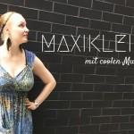 Maxikleider mit coolen Muster-Prints