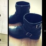 Geheimwaffe: Biker Boots