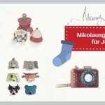 Kleine Nikolausgeschenke für Jungs