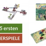 5 spannende erste Brettspiele für Kinder