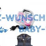März-Wunschliste für Baby-Boys
