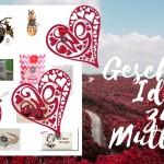 Geschenk-Ideen zum Muttertag