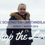 Winter / Herbst 2016: Die schönsten Umstandsjacken