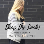 Trend-Look: Maternity Style im Mustermix