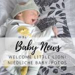 Baby News: Welcome little Lion