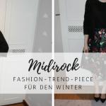 Midirock: das halblange Fashion-Trend-Piece für den Winter