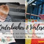Lesen für Kinder: Interview mit einer Kinderbuchautorin