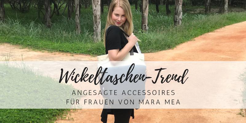 mara mea: Wickeltaschen und Accessoires als Trend-Piece ...