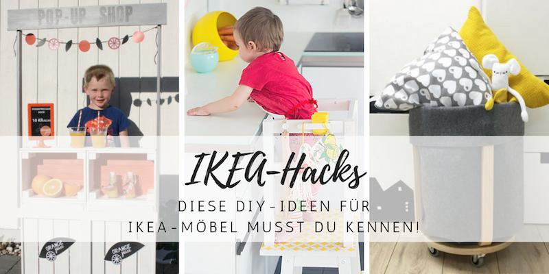 12 coole IKEA-Hacks fürs Kinderzimmer