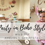 Wild ONE: Amelies erster Geburtstag im Boho Style