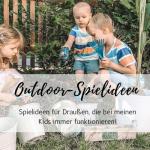 Outdoor-Spielideen für Kinder