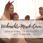 Christmas Musik-Cover: Herbei, o ihr Gläubigen!