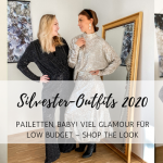 Silvester-Outfits 19/20: Pailetten, Baby! Viel Glamour für Low Budget – Shop the Look