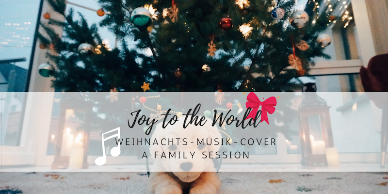 A Family Session: JOY TO THE WORLD