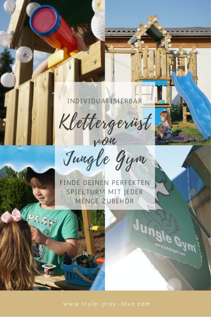 Jungle Gym Pinterest