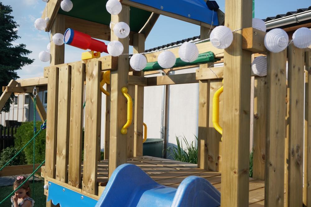 Jungle Gym setzt auf die Sicherheit unserer Kinder