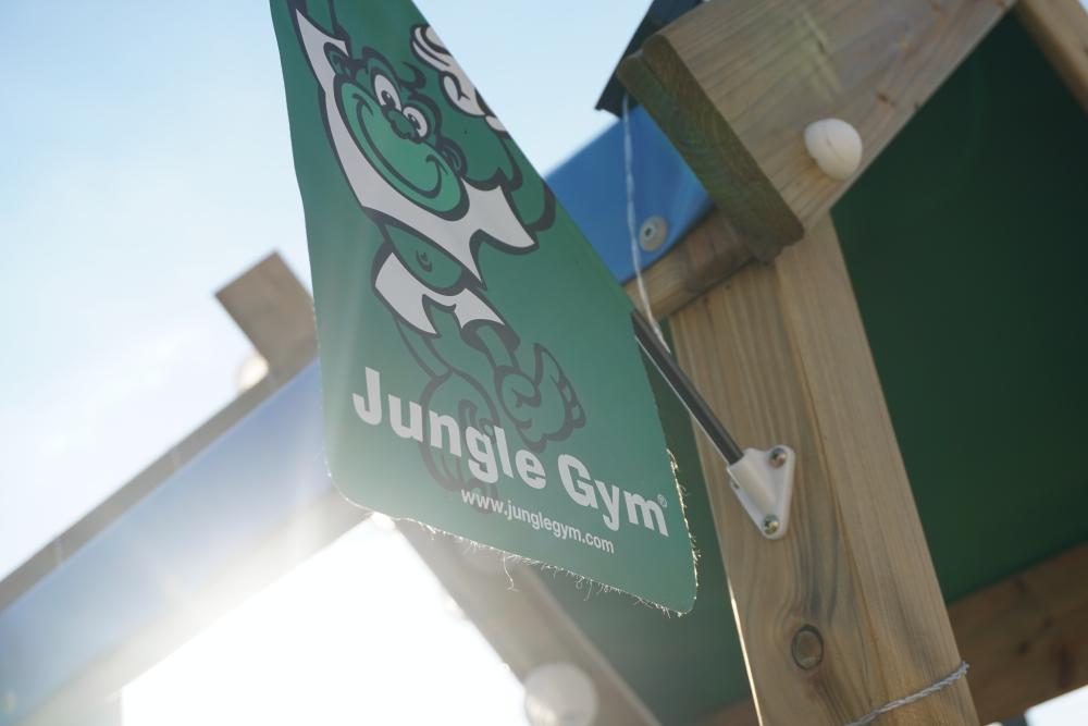 Jungle Gym zertifiziert